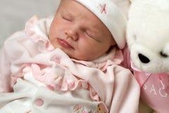 Amor do bebê Fotos de Stock Royalty Free