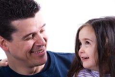 Amor do pai Imagem de Stock