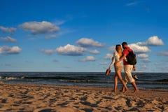 Amor do verão Imagem de Stock