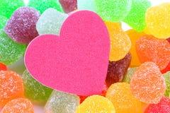 Amor doce Fotografia de Stock