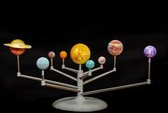 Amor dos planetas Fotografia de Stock Royalty Free
