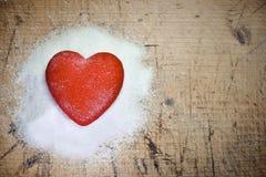 Amor dulce Foto de archivo