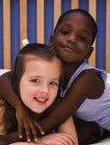 Amor e aceitação Fotografia de Stock Royalty Free