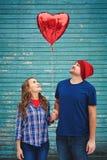 Amor e afeição Imagem de Stock
