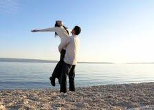 Amor e felicidade imagens de stock royalty free