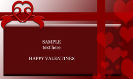 Amor e romance imagem de stock royalty free