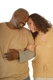 Amor e sustentação Fotos de Stock Royalty Free
