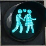 Amor em toda parte Imagens de Stock Royalty Free