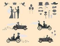 Amor em todas as vezes Fotos de Stock Royalty Free