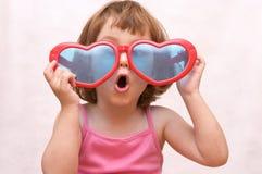 Amor en mis ojos Imagen de archivo libre de regalías
