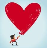 Amor en trabajo