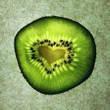 Amor en una fruta imágenes de archivo libres de regalías