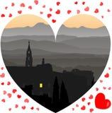 Amor Europa Imagem de Stock