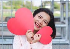 Amor feliz fotografía de archivo libre de regalías