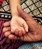 Amor fuerte Foto de archivo libre de regalías