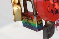 Amor gay en Rusia Imagenes de archivo
