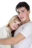 Amor joven Foto de archivo libre de regalías