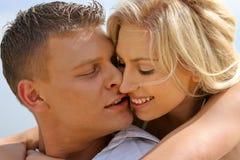Amor morno Foto de Stock Royalty Free