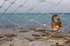 Amor oxidado Fotografía de archivo libre de regalías