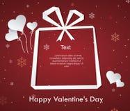 Amor Paperbox Fotografía de archivo