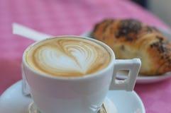 Amor para el desayuno Imagen de archivo
