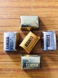 Amor para o chocolate fotografia de stock royalty free