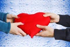 Amor para você Foto de Stock