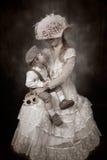 Amor pasado de moda Fotos de archivo libres de regalías
