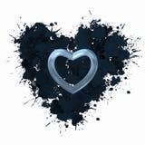 Amor pesado Fotografía de archivo libre de regalías