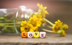 Amor por siempre Imágenes de archivo libres de regalías