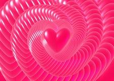 Amor por siempre stock de ilustración