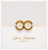 Amor por siempre Imagen de archivo