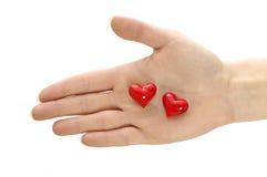 Amor puro Imagem de Stock Royalty Free
