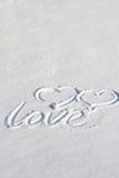 Amor puro Imagen de archivo libre de regalías