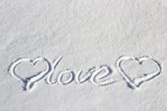 Amor puro Imagen de archivo