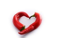 Amor quente Foto de Stock Royalty Free