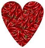 Amor quente Fotos de Stock Royalty Free