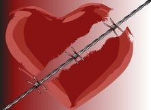 Amor resistente Foto de Stock Royalty Free