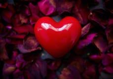 Amor romántico Fotos de archivo libres de regalías
