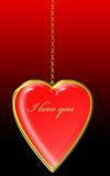 Amor u Imagens de Stock