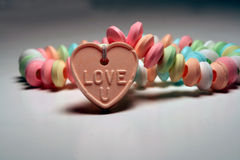 Amor U #6 Imagens de Stock Royalty Free