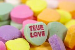 Amor verdadero Fotografía de archivo
