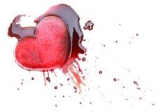 Amor violento Imagenes de archivo