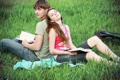Amor y amantes Imagen de archivo libre de regalías