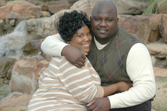 Amor y ayuda Fotos de archivo libres de regalías