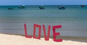 Amor y playa