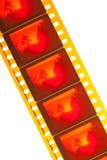 amorce de film couleurs Photographie stock libre de droits