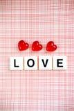 Amore fotografia stock libera da diritti