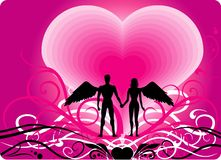 Amore Image stock