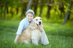 Amore al cane Immagini Stock Libere da Diritti